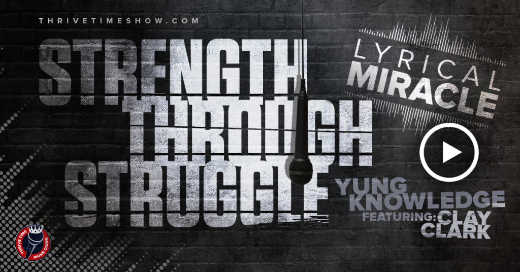 Facebook Strength Through Struggle Thrivetime Show