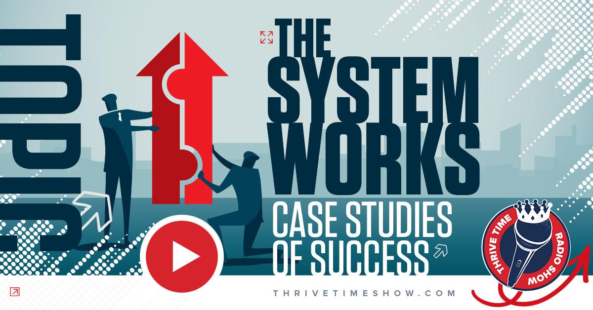 Facebook TheSystemWorks Thrivetime Show