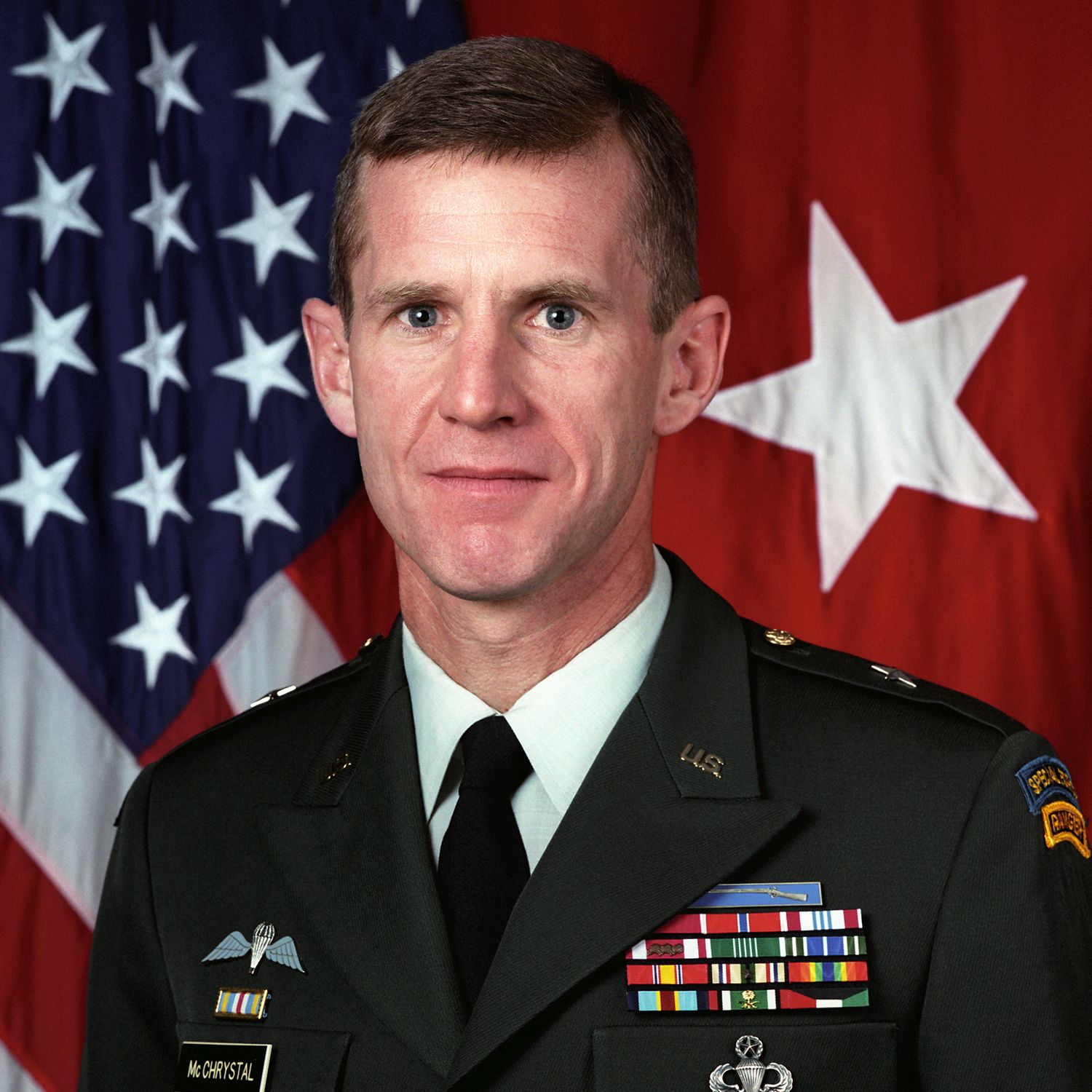 General Stanley McChrystal on the Thrivetime Show Business Podcast