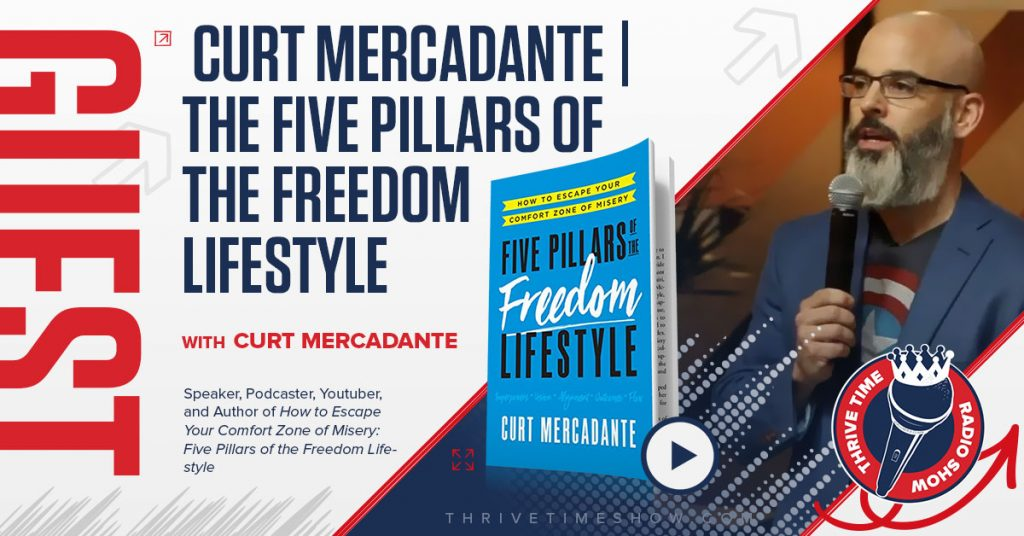 Guest Topic Banner Curt Mercadante Thrivetime Show
