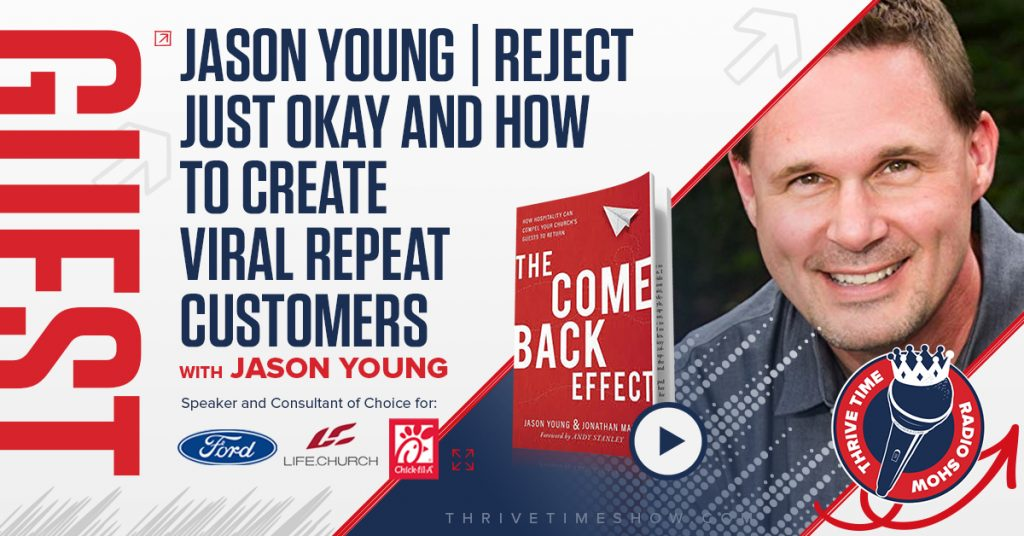 Jason Young Thrivetime Show