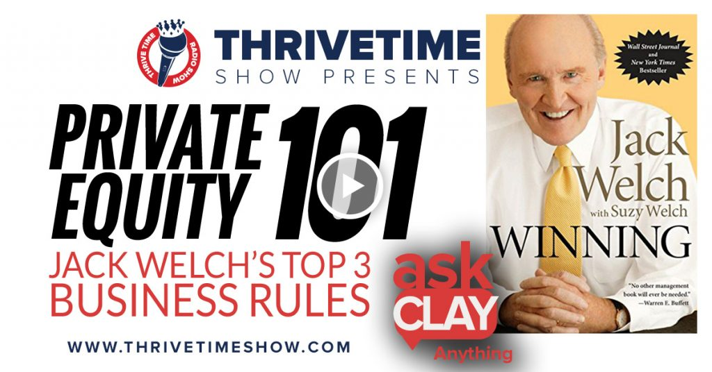 Jack Welch Thrivetime Show Slides