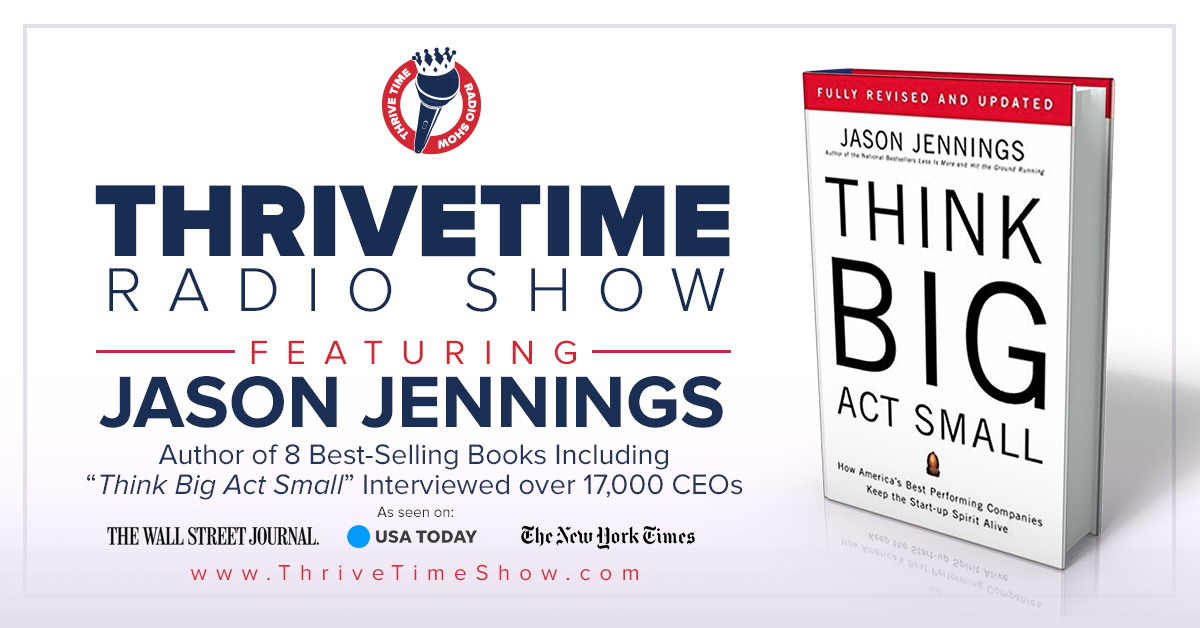 Jason Jennings Version 2 ThriveTimeShow