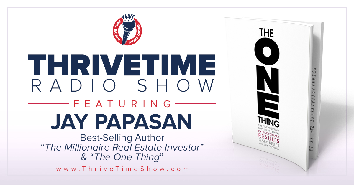 Jay Papasan Version 2 ThriveTimeShow