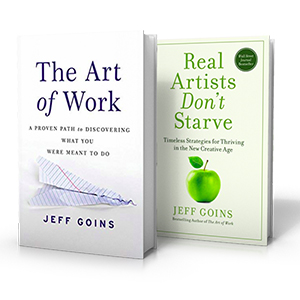 Jeff Goins Shares How to Avoid Becoming a Starving Artist
