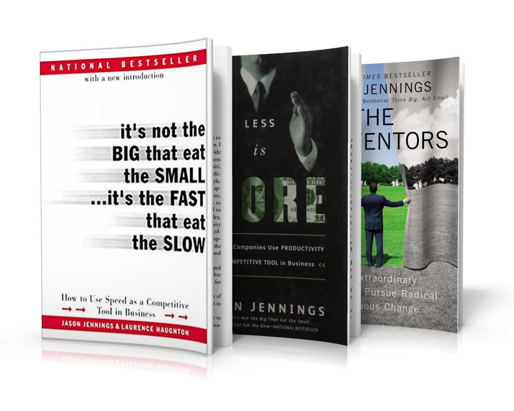 Best Podcasts for Entrepreneurs | Best-Selling Author Jason Jennings on the Thrivetime Show Podcast