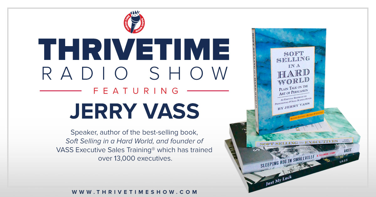 Jerry Vass Version 1 ThriveTimeShow