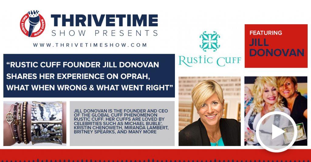 Jill Donovan Thrivetime Show Slides
