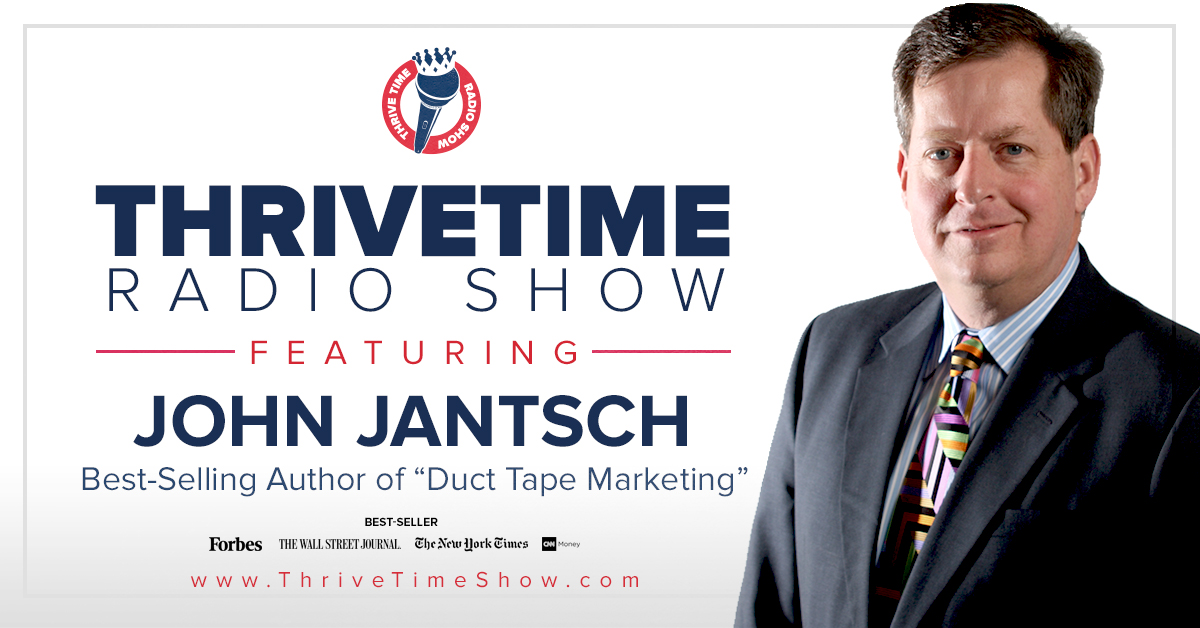 John Jantsch Version 2 ThriveTimeShow