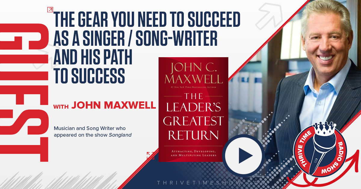 John Maxwell New Book FB