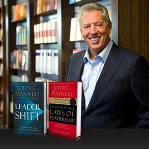 The Leadership Yoda (John Maxwell) Teaches the 11 Shifts That All Leaders Must Make in Today's World of Rapid Change