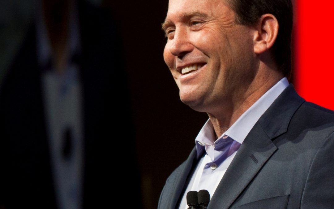 NY Times Best-Selling Author Jon Gordon on The Power of a Positive Team