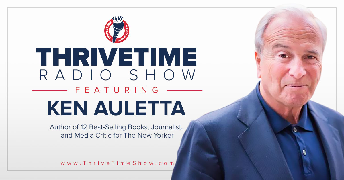 Ken Auletta Thrivetime Show Slides