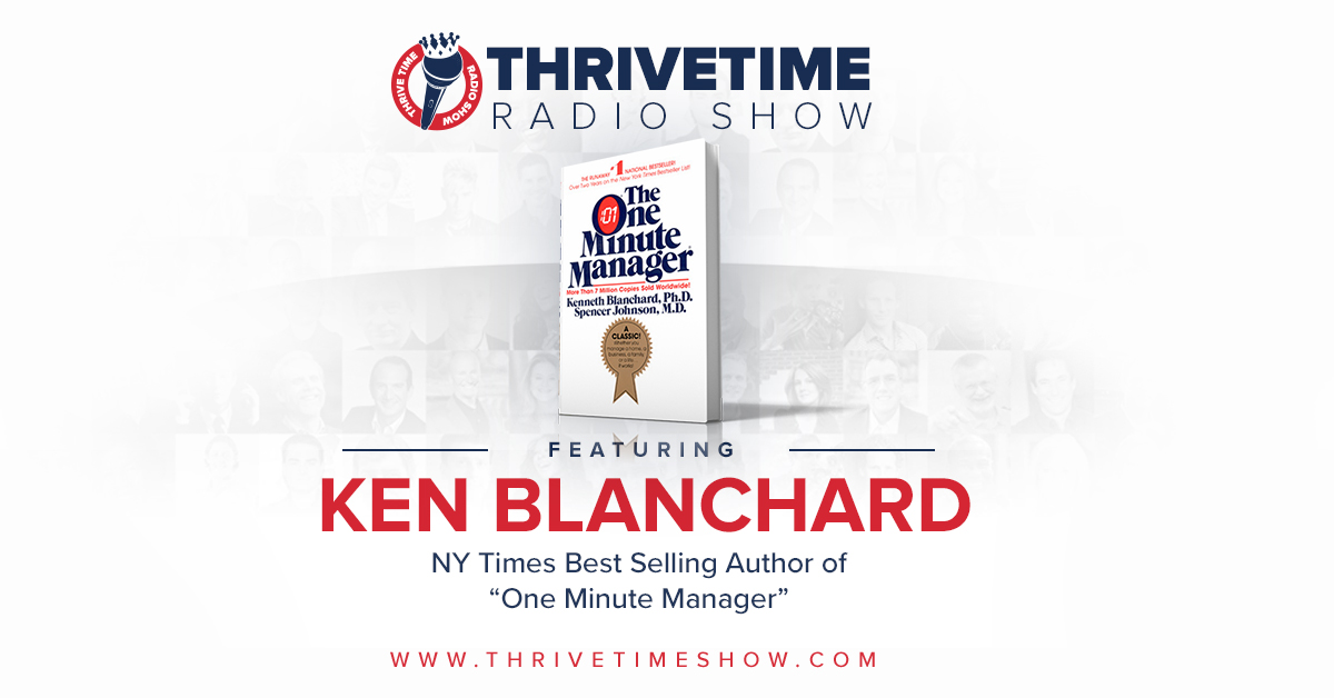 Management Principles with Ken Blanchard (One Minute Manager
