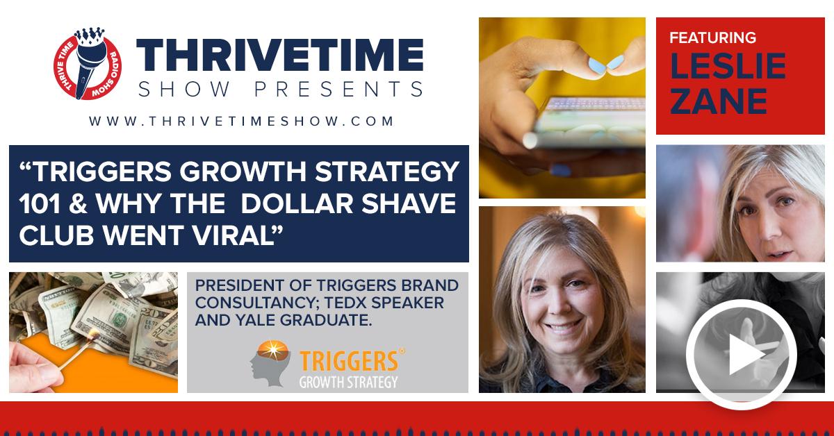 Leslie Zane Thrivetime Show Slides