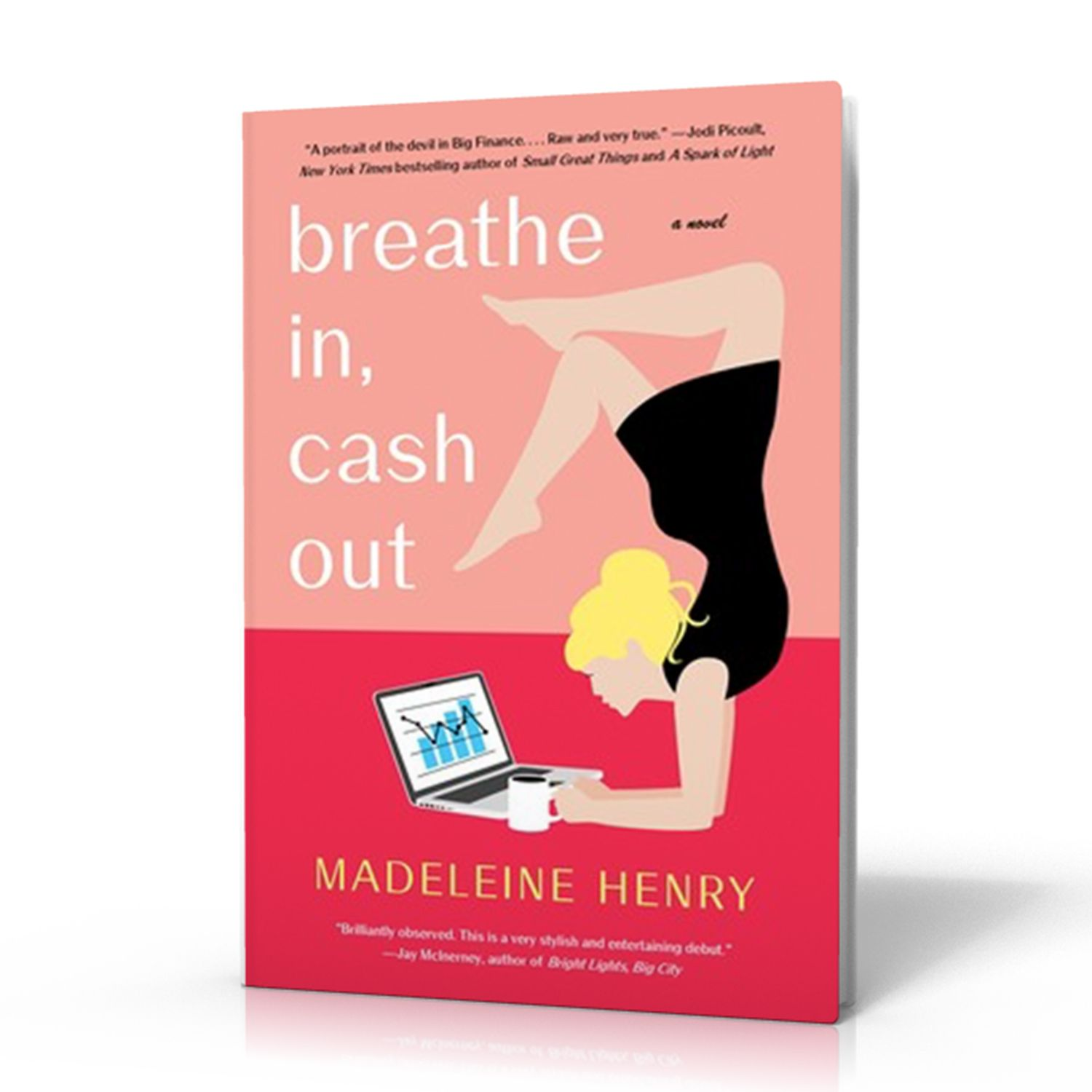 Best Podcasts for Entrepreneurs | Breathe in. Cash Out. Author Madeleine Henry on the Thrivetime Show Podcast