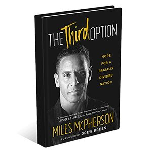 Best Podcasts for Entrepreneurs | NFL Player Turned Pastor Miles McPherson on the Thrivetime Show Podcast