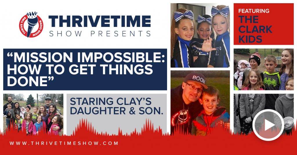 Mission Impossible Thrivetime Show Slides