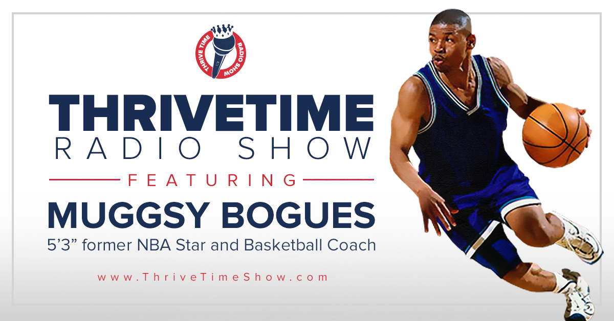 Muggsy Bogues Version 1 ThriveTimeShow