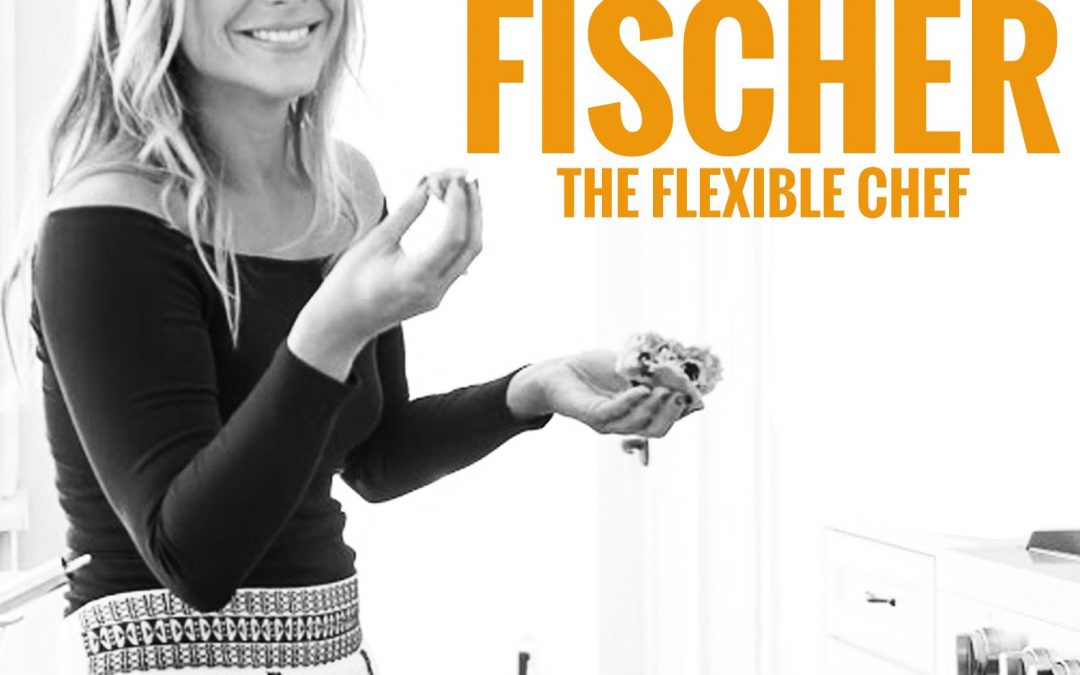 Mom-Preneurship & Eating Healthy with The Flexible Chef & Best-selling Author Nealy Fischer