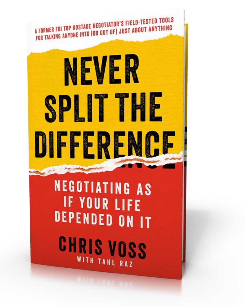 Best Podcasts for Entrepreneurs | Never Split the Difference Author Chris Voss on the Thrivetime Show Podcast
