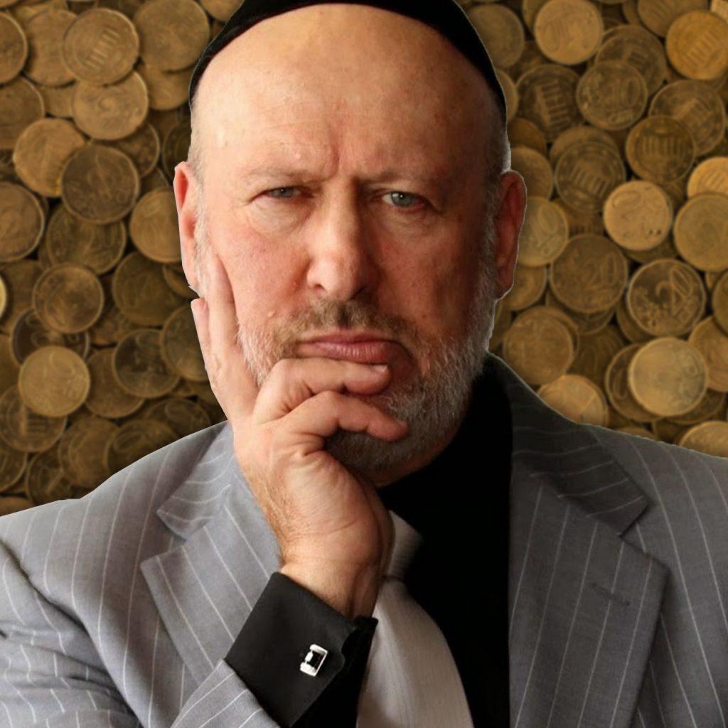 Rabbi Daniel Lapin Thumbnail Compressor