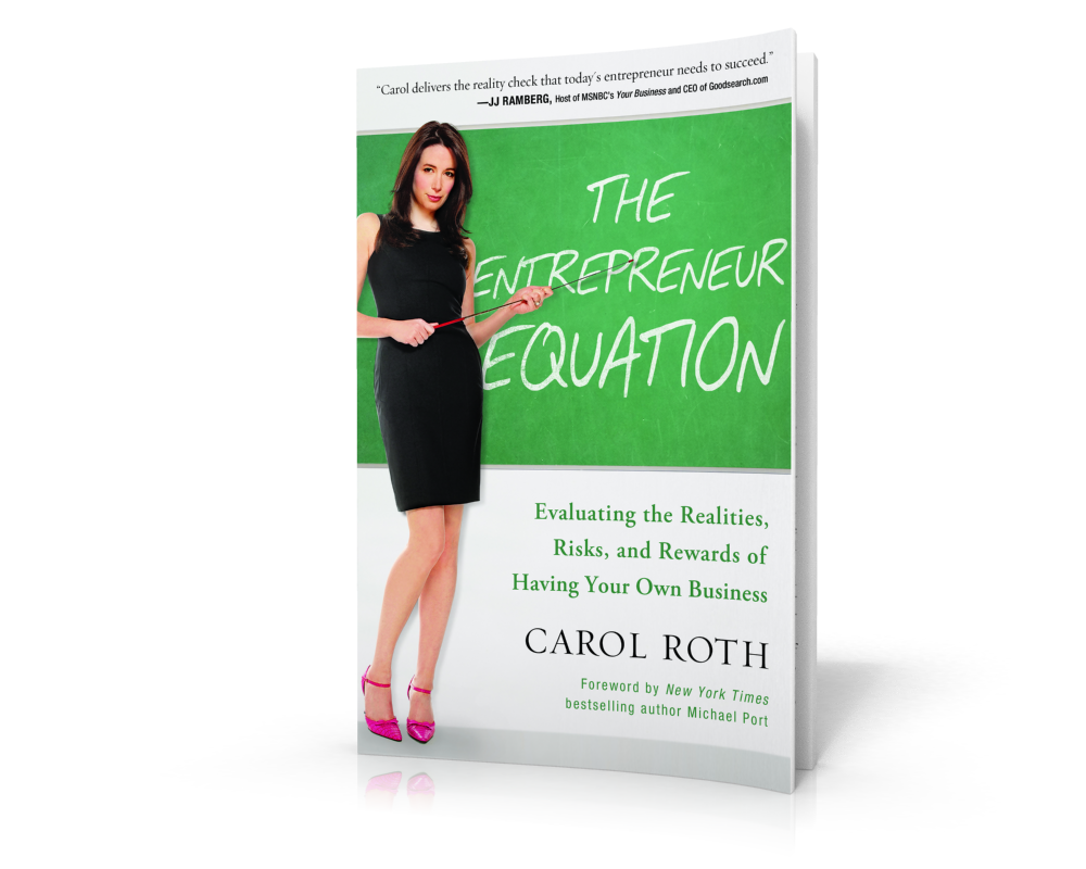 Best Podcasts for Entrepreneurs | Best-Selling Author Carol Roth on the Thrivetime Show Podcast