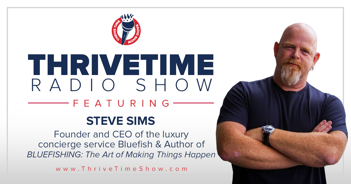 STEVE SIM Version 1 ThriveTimeShow