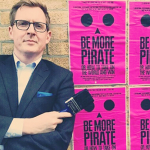 Sam Conniff Allende | The Pirate Rules for How to Take on the World and Win