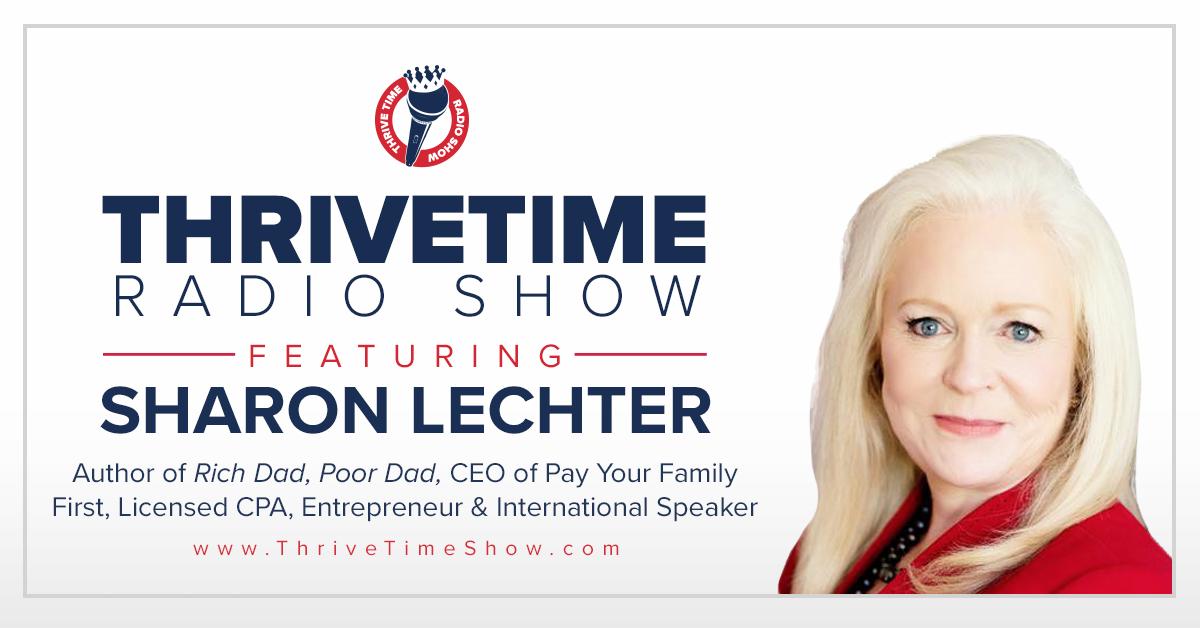 Sharon Lechter Thrivetime Show Slides