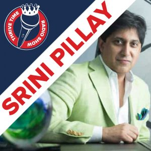 Harvard's Srini Pillay on Managing Stress and Learning How to Sustainably Perform at Your Peak