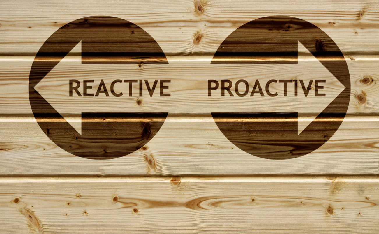 The Most Proactive You