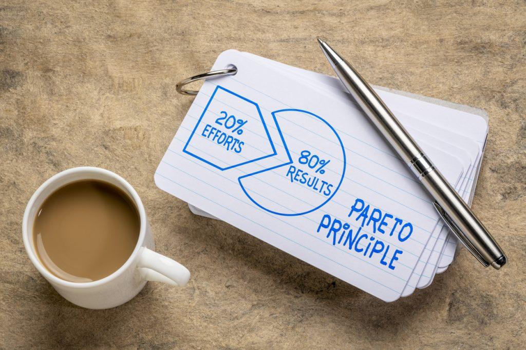 The Pareto Principle class=