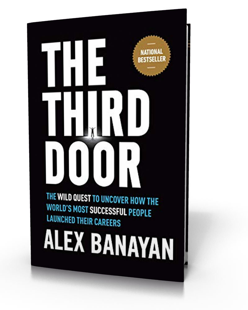 Alex Banayan on the Thrivetime Show Business Podcast