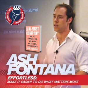 Ash Fontana | THE AI-FIRST COMPANY: How to Compete and Win with Artificial Intelligence