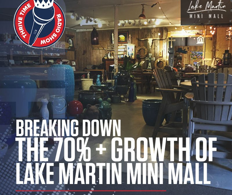 Breaking Down the 70% + Growth of Lake Martin Mini Mall