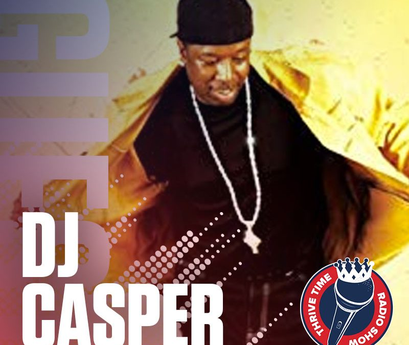 The Cha-Cha Slide Songwriter   An Interview with the DJ Casper