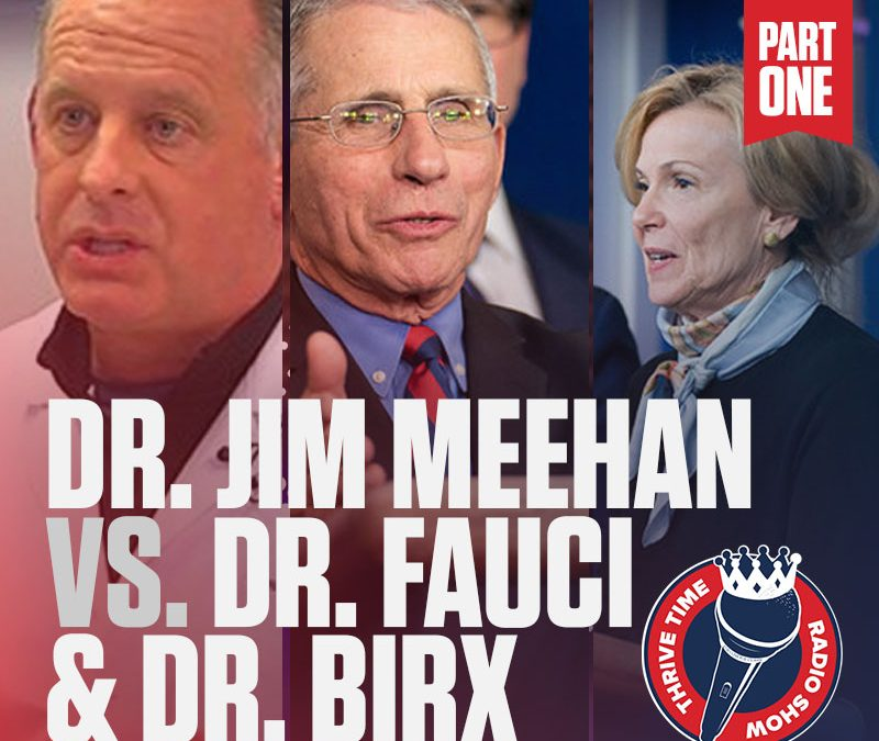 (Part 1) Dr. Jim Meehan versus Dr. Fauci and Dr. Birx | The Facts About the False Models That Spread the Fear and the Inflated Number of Cases and Deaths