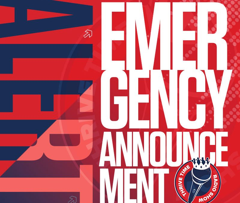 Emergency Update | ONLY 42 TICKETS LEFT for the December Conference