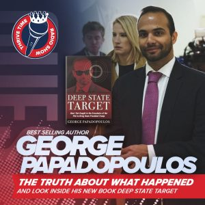 George Papadopoulos | The TRUTH About What Happened and Look Inside His New Book DEEP STATE Target