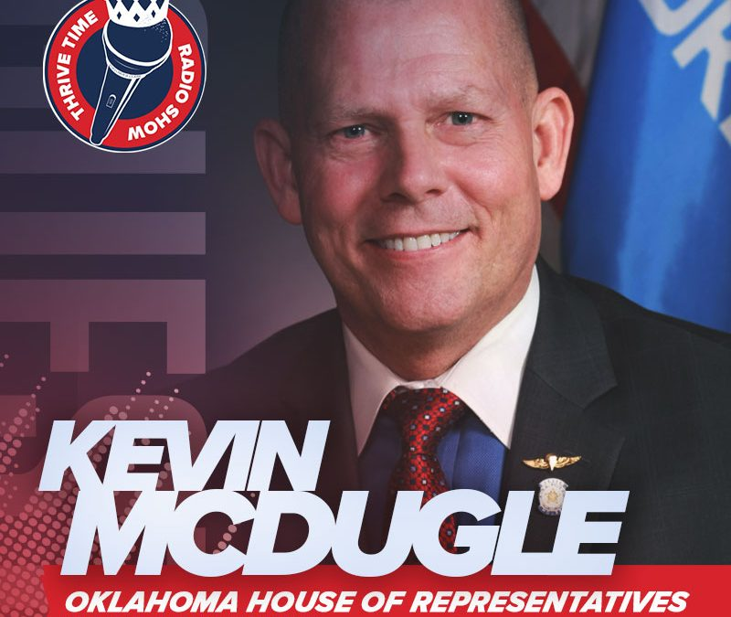 Kevin McDugle | Oklahoma House of Representatives from the 12th District