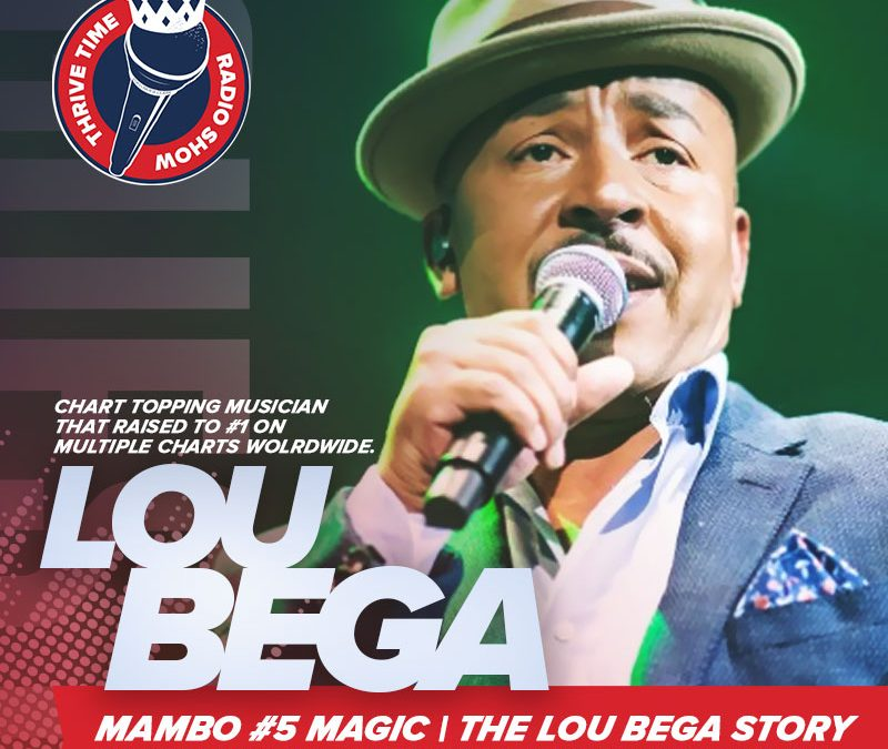 Mambo #5 Magic | Lou Bega Story Shares How He Created One of the World's Most Listened to Pop Music Hits of All-Time