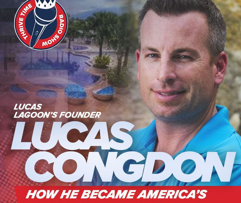 Lucas Congdon | Founder of Lucas Lagoons | How He Became America's Viral Pool Creation Sensation