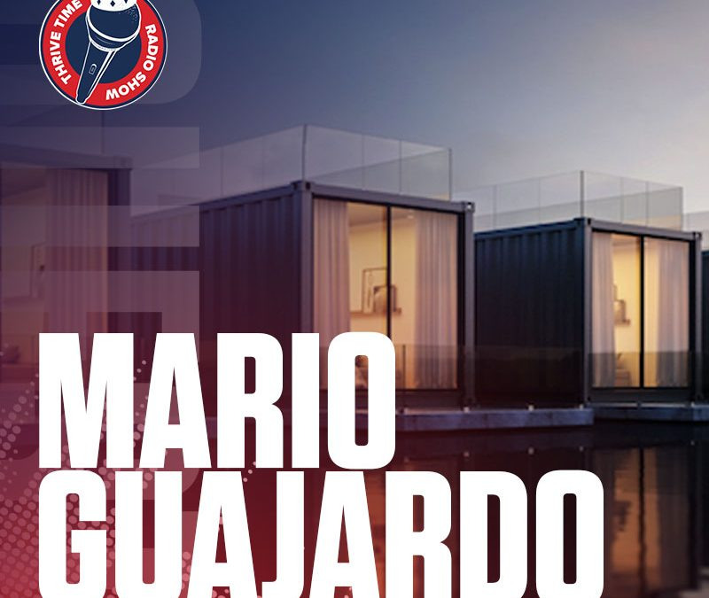 Mario Guajardo | A Surfer's Paradise | Exploring the Long-Term Shipping Container Hotel and Resort