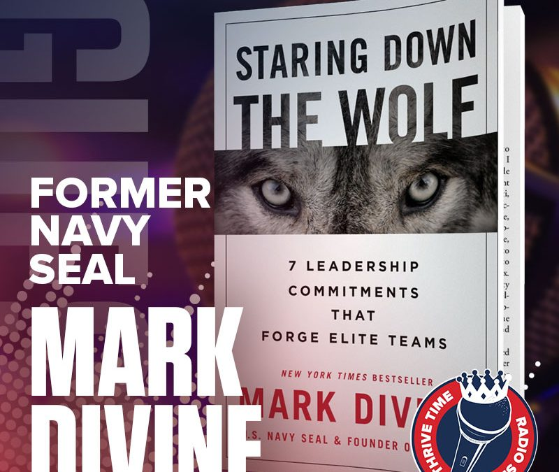 Former Navy SEAL (Mark Divine)   How to Build an Elite Team with Average People and Importance of Mental Preparation