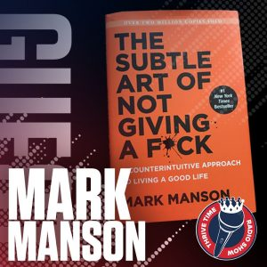 Mark Manson | The Best-selling Author of The Subtle Art of Not Giving a F$%k