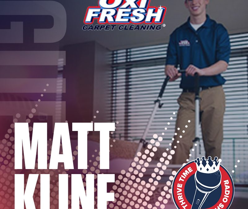 Are You Considering Buying an OXI Fresh Franchise? Discovery Day 101 with the OXI Fresh Franchise Brand Developer Matt Kline