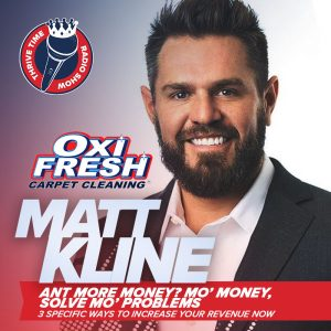 Matt Kline of OXI Fresh | Want Mo' Money? Solve Mo' Problems | 3 Specific Ways to Increase Your Revenue NOW
