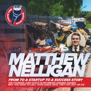 Matthew Nelligan | From to a Startup to a Success Story
