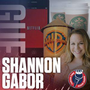 Shannon Gabor | Branding 101 with the Branding Expert of Choice for Warner Bros, Starbucks, Netflix, etc.